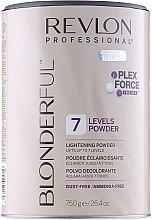Kup Puder rozjaśniający włosy o 7 poziomów - Revlon Professional Blonderful 7 Levels Lightening Powder