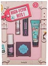 Kup Zestaw kosmetyków do makijażu - Benefit Set (mascara/8ml+primer/7.5ml+tint/4ml+blush/5ml+brow/gel/3g)
