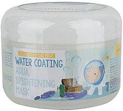 Kup Nawilżająco-rozjaśniająca maska na noc - Elizavecca Face Care Milky Piggy Water Coating Aqua Brightening Mask