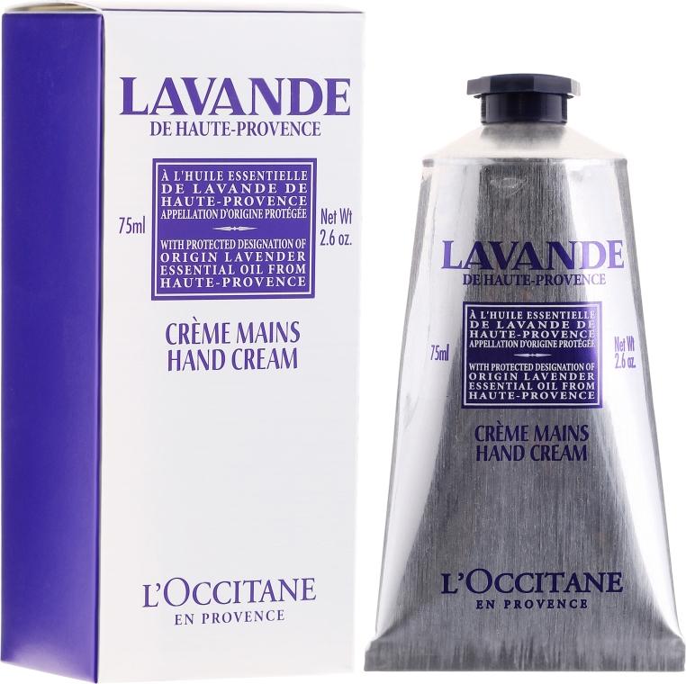Krem do rąk Lawenda - L'Occitane Lavande Hand Cream — фото N1