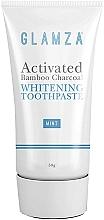 Kup Wybielająca pasta do zębów z węglem bambusowym - Glamza Activated Bamboo Charcoal Toothpaste