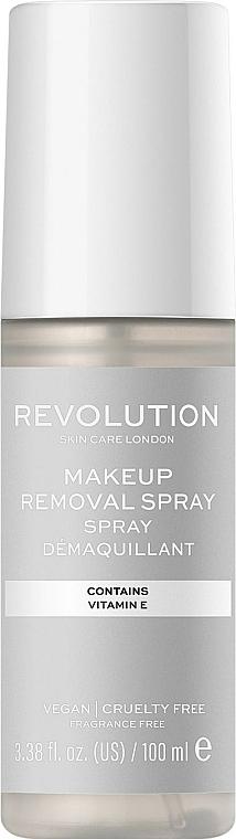 Spray do demakijażu - Revolution Skincare Makeup Removal Spray — фото N1