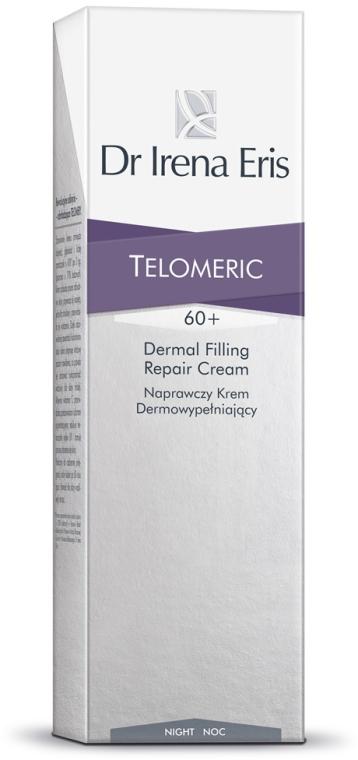 Naprawczy krem dermowypełniający na noc - Dr Irena Eris Telomeric Dermal-Filling Repair Cream
