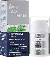 Kup Naturalnie nawilżający balsam po goleniu 6 w 1 - Ava Laboratorium Eco Men Lotion