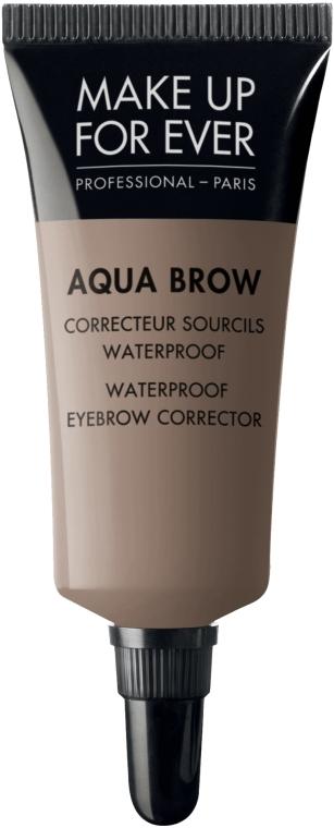 Wodoodporny korektor do brwi - Make Up For Ever Aqua Brow Wateproof Eyebrow Corrector — фото N1