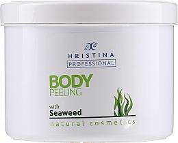 Kup Peeling do ciała z algami - Hristina Professional Seaweed Body Peeling