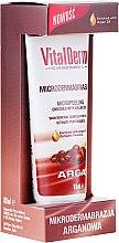 Kup Mikropeeling z olejem arganowym do twarzy Mikrodermabrazja - VitalDerm Argan