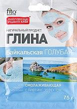 Kup Odmładzająco-liftingująca bajkalska glinka niebieska do twarzy - FitoKosmetik