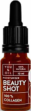 Kup PRZECENA! Serum do twarzy z kolagenem - You & Oil Beauty Shot 100 % Collagen *