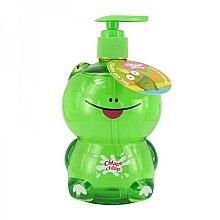 Kup Żel do kąpieli o zapachu lizaka winogronowego dla dzieci Żaba - Chlapu Chlap