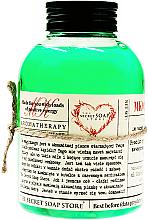 Kup Pianka do kąpieli Bambus i mięta - The Secret Soap Store Bath Foam Bamboo With Peppermint