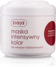 Kup Maska do włosów farbowanych Intensywny kolor - Ziaja
