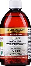 Kup Kosmetyczny olej arganowy 100% w plastikowej butelce - Efas Argan Oil
