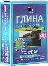 Kup Glinka niebieska do twarzy i ciała - FitoKosmetik