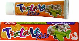"""Kup PRZECENA! Pasta do zębów """"Owoce tropikalne"""" - Dental Tra-La-La Kids Tropical Fruit Toothpaste *"""