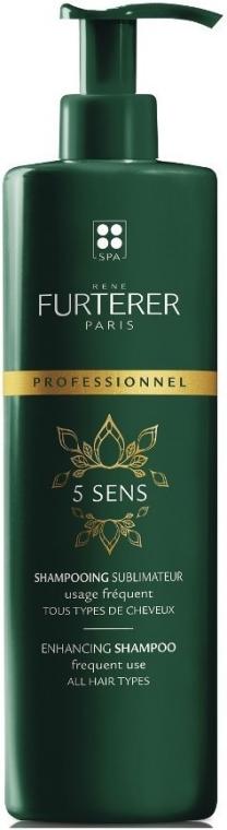 Upiększający szampon do włosów - Rene Furterer 5 Sens Enhancing Shampoo — фото N4