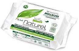 Kup Chusteczki nawilżane Zielona herbata i aloes - Winni's Naturel Wipes
