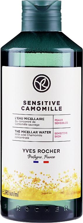 Płyn micelarny - Yves Rocher Sensitive Camomille Micellar Water — фото N1