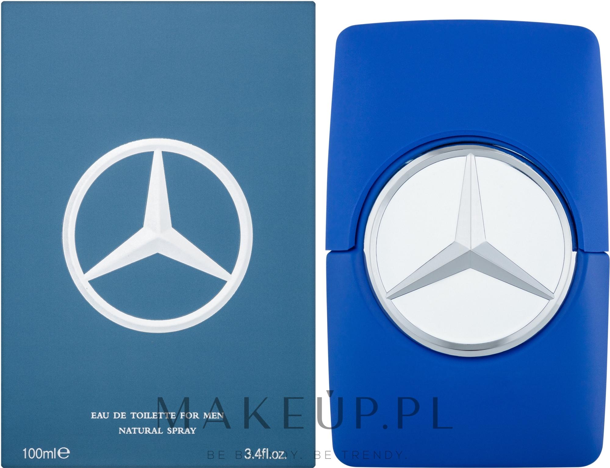 Mercedes-Benz Mercedes Benz Man Blue - Woda toaletowa — фото 100 ml
