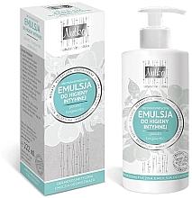 Kup Dermokosmetyczna emulsja do higieny intymnej Gruszka i bergamotka - Nutka Bergamot and Pear Soothing Hygiene Emulsion