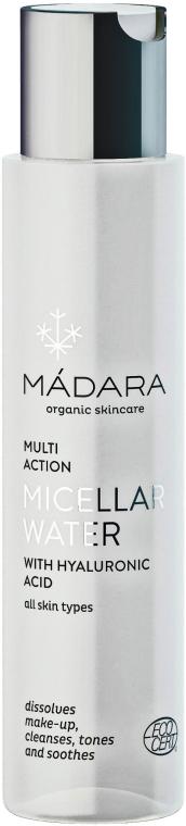 Woda micelarna - Madara Cosmetics Micellar Water — фото N1