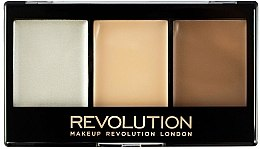 Kup Paletka do konturowania twarzy - Makeup Revolution Ultra Contour Kit