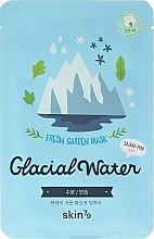 Kup Odświeżająca maseczka do twarzy na tkaninie - Skin79 Fresh Garden Mask Glacial Water