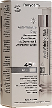 Kup Bogaty przeciwzmarszczkowy krem do twarzy - Frezyderm Anti-Wrinkle Rich Day Cream 45+
