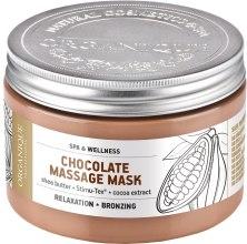 Kup Czekoladowa maska do masażu ciała - Organique Professional Spa Therapie Chocolate Massage Mask
