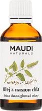 Kup Olej z nasion chia - Maudi