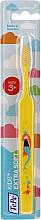 Kup Szczoteczka do zębów dla dzieci od 3 lat, żółta - TePe Kids Extra Soft