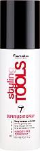 Kup Nabłyszczający spray utrwalający do włosów - Fanola Tools Super Light Spray