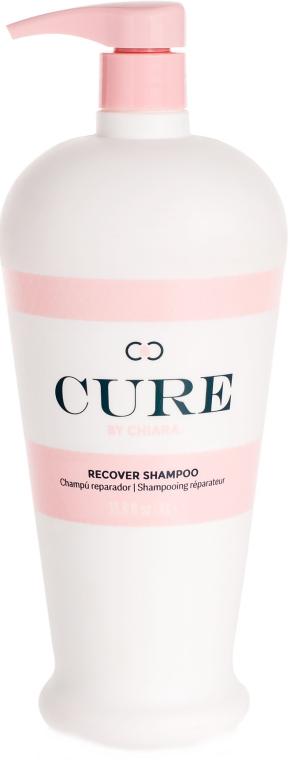 Regenerujący szampon do włosów - I.C.O.N. Cure Recovery Shampoo — фото N4