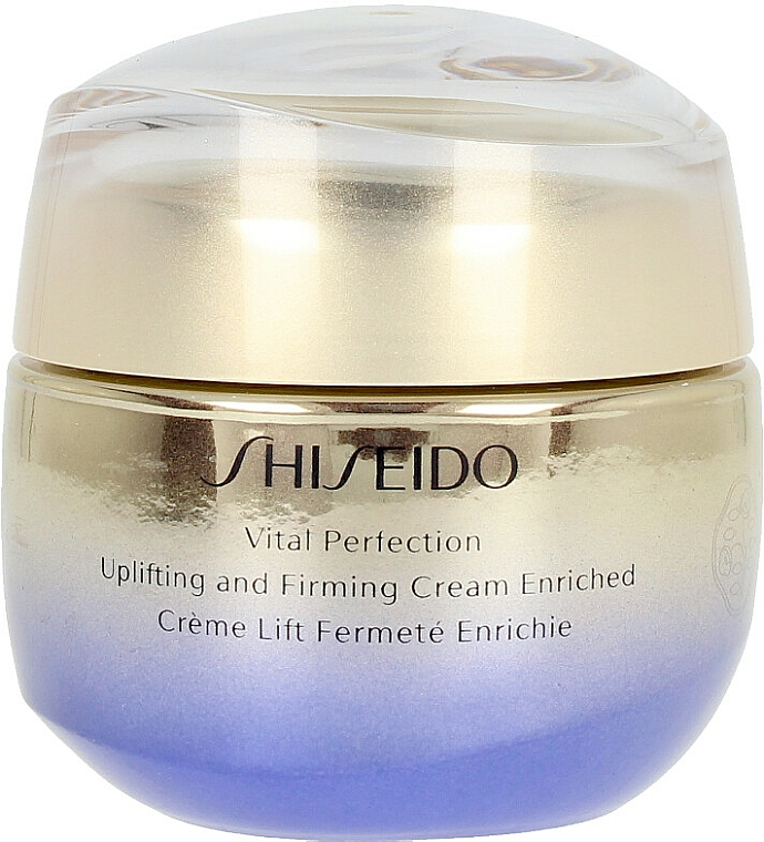 Zestaw - Shiseido Vital Perfection (conc/10ml + foam/15ml + softner/30ml + conc/3ml + cr/50ml) — фото N6
