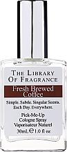 Kup Demeter Fragrance The Library of Fragrance Fresh Brewed Coffee Pick-Me-Up Cologne Spray - Woda kolońska