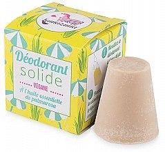 Kup Dezodorant w kostce do ciała - Lamazuna Solid Deodorant With Palmarosa