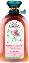 Kup Balsam do włosów suchych i zniszczonych Olej arganowy i granat - Green Pharmacy