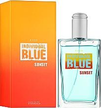 Avon Individual Blue Sunset - Woda toaletowa — фото N2