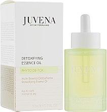 Kup Detoksykująca esencja olejkowa - Juvena Phyto De-Tox Detoxifying Essence Oil