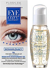 Kup Żel bionawilżający pod oczy i w okolice ust - Floslek Eye Care Bioactive Moisturizing Gel Under Eyes And Around Mouth Area