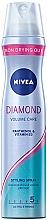 Kup Lakier do włosów nadający objętość i blask - Nivea Diamond Volume Care 5