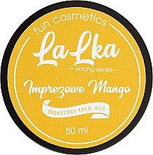 Kup Brokatowy krem-mus do ciała Imprezowe mango - LaLka