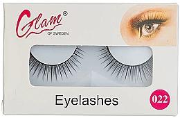 Kup Sztuczne rzęsy na pasku 022 - Glam Of Sweden Eyelashes