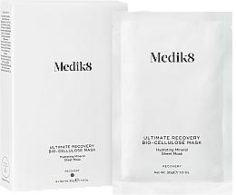 Kup Rewitalizująca maska biocelulozowa w płachcie do twarzy - Medik8 Ultimate Recovery Bio-Cellulose Mask