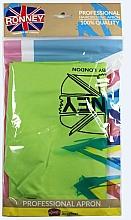 Kup Ochronny fartuch, jasnozielony - Ronney Professional Hairdressing Apron Light Green