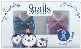 Kup Zestaw lakierów do paznokci dla dzieci 2x10,5ml - Snails Mini Bebe Penguin