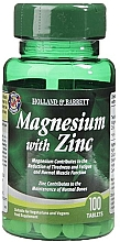 Kup Suplement diety Magnez i cynk - Holland & Barrett Magnesium With Zinc