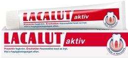 Pasta do zębów przeciw krwawieniu dziąseł - Lacalut Aktiv — фото N2