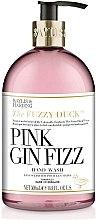 Kup Mydło w płynie do rąk - Baylis & Harding The Fuzzy Duck Pink Gin Fizz Handwash