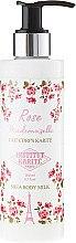 Kup Mleczko do ciała Róża - Institut Karité Rose Mademoiselle Shea Body Milk